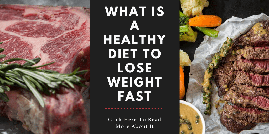 What Is A Healthy Diet To Lose Weight Fast - CTA