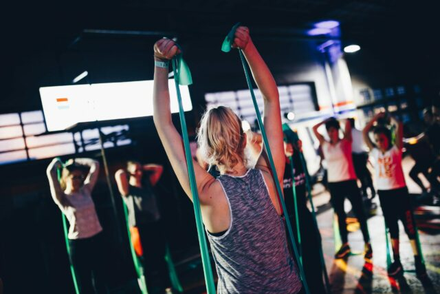 Benefits Of Resistance Bands In Training