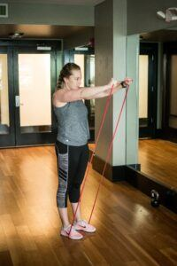 Benefits Of Resistance Bands In Training - Home Use