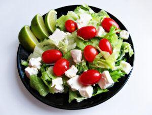 Diet Programs Comparison - low carb meal
