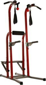 In Home Weight Loss Workouts – Power Tower with bench