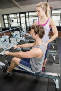 Can Rowing Machines Build Muscle - gym workout