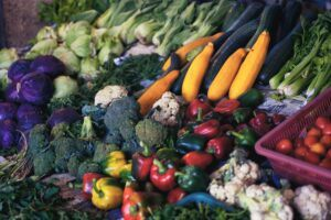 What Is A Healthy Diet To Lose Weight Fast - veggies