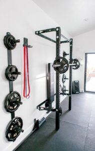 Fitness And Exercise Equipment At Home - modern home gym