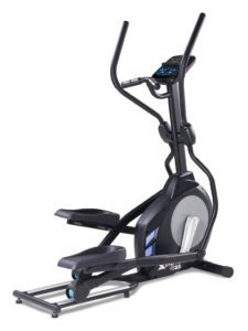 XTERRA FS3.5 Elliptical Review HIIT with elliptical - the angle