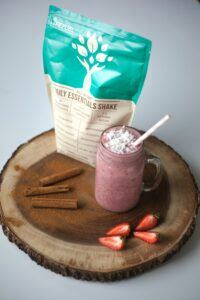 What Supplements For Muscle Growth - protein smoothie