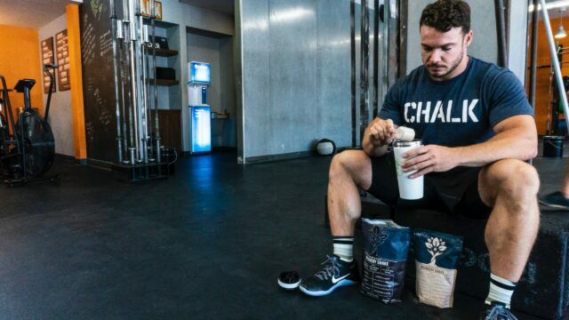 What Supplements For Muscle Growth - featured