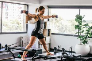 Fitness And Exercise Equipment At Home - form