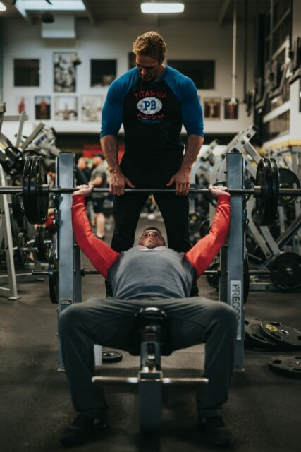 Build Bigger Chest Workout - featured