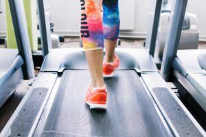 Health Benefits Using A Treadmill - featured