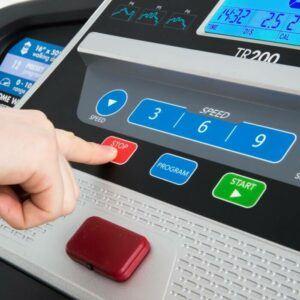Xterra TR200 Treadmill - Foldable Treadmill - speeds