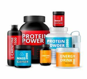 Mass Gainer Protein - featured