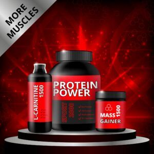 Mass Gainer Protein - products