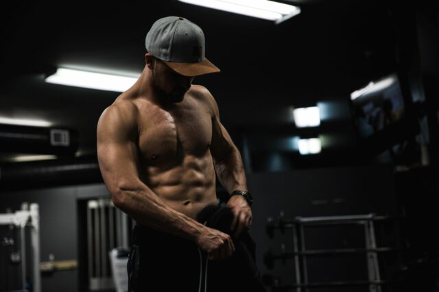 Mass Gainer Protein - muscles