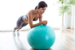 Fun Stress Management Exercise - pilates