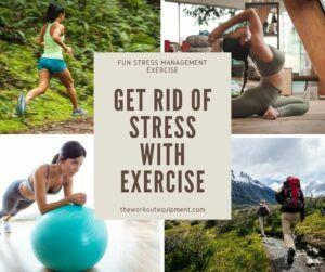 Fun Stress Management Exercise - social