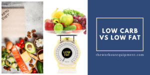 Low carb vs Low fat - social