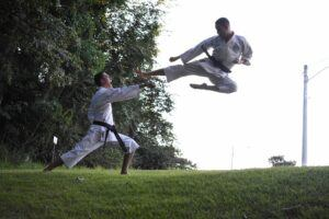 Fun Stress Management Exercise - martial arts