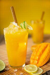 Creatine Supplementation - juice
