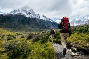 Fun Stress Management Exercise - hiking