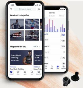 FitnessTraining Apps - social
