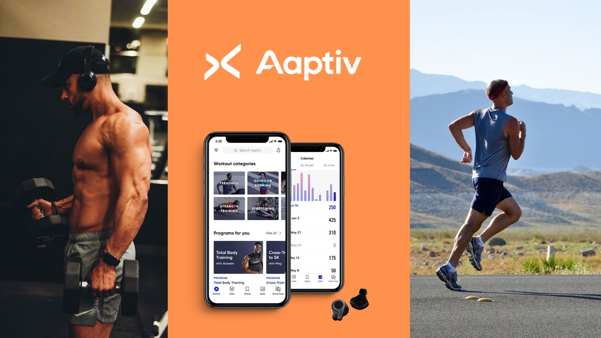 Fitness training apps - featured