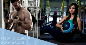 How To Build A Strong Core - social