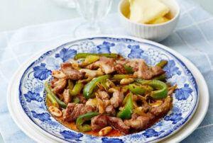 Keto Diet Meals and Recipes - pork
