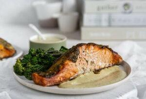 Keto Diet Meals and Recipes - salmon