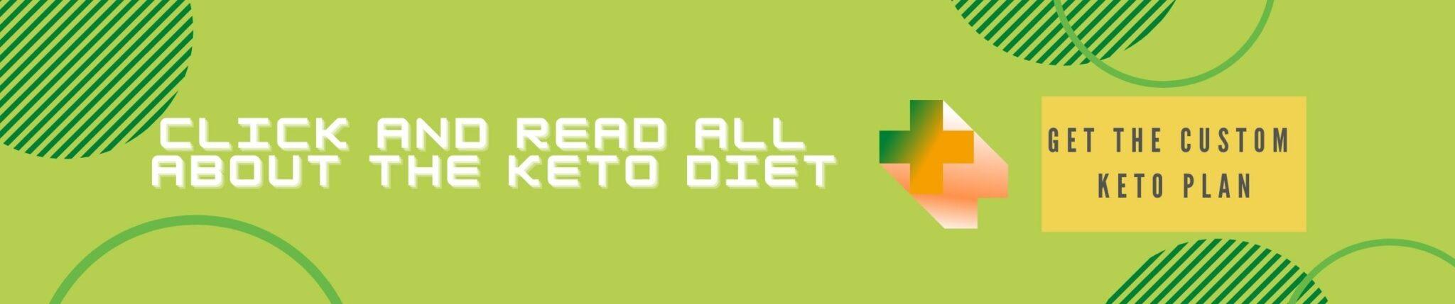 Keto Diet Meals and Recipes - CTA