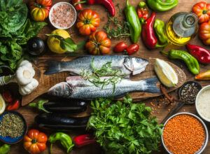 Easy Mediterrnean Diet Recipes - featured