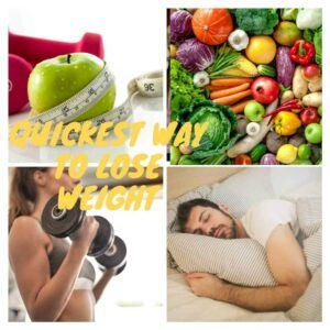 Quickest Way To Lose Weight - featured