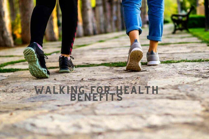 Walking for Health Benefits - featured