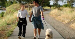 Walking for Health Benefits - social