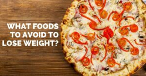 What foods to avoid to lose weight - social