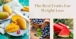 The Best Fruits For Weight Loss - social