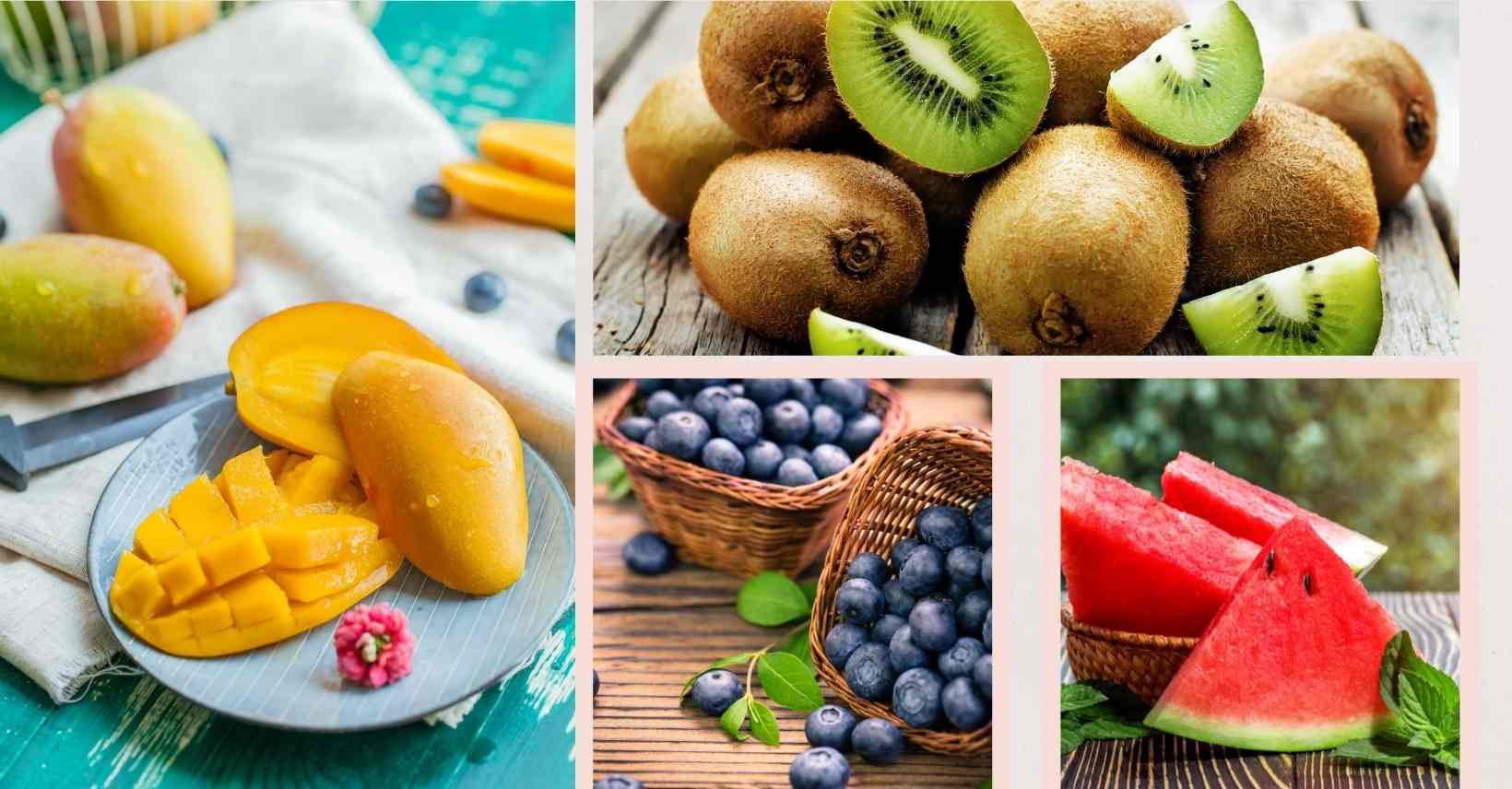 The Best Fruits For Weight Loss - featured