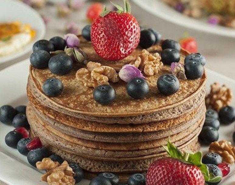 good mornings exercise - breakfast