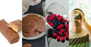 Good Healthy Snacks - social