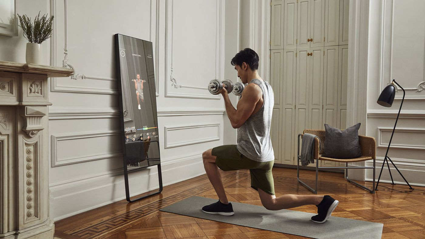 The Exercise Mirror - featured