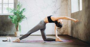 Power Yoga for Beginners-featured