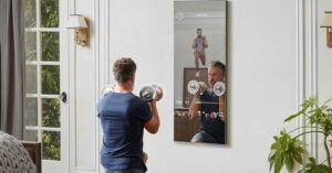 the exercise mirror - social